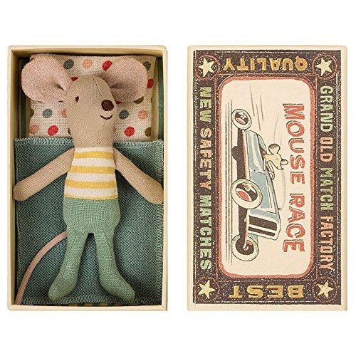 Maileg Maus kleiner Bruder in Box (Maileg Mais)