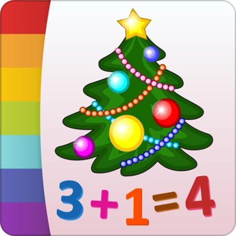Malen nach Zahlen - Weihnachten