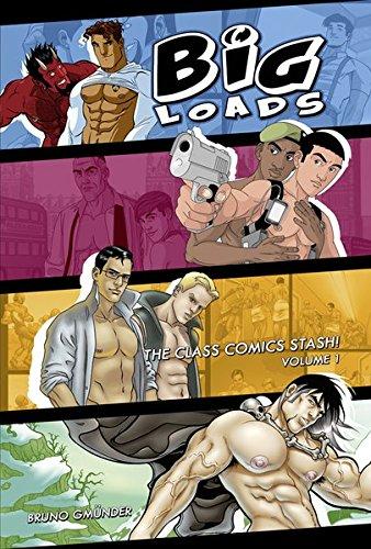 Big Loads - The Class Comic Stash!