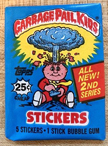 garbage-pail-kids-1985-topps-series-2-1-pack-htf-rare