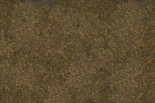 Grassland 6 'X 4' Terrain PVC Tabletop War Gaming Mat Spiel - Tabletop Gaming