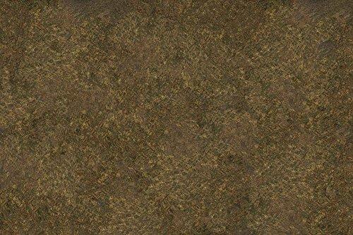 Grassland 6 'X 4' Terrain PVC Tabletop War Gaming Mat Spiel - Gaming Tabletop