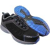 Goodyear Mens Metal Free Water Resistant Safety Footwear
