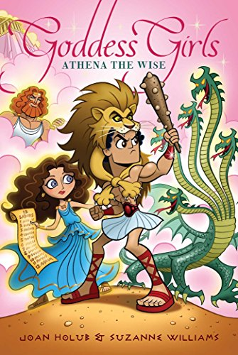 Athena the Wise (Goddess Girls Book 5)