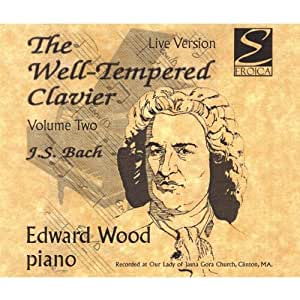 Bach:Well Tempered Clavier 2