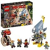 #10: LEGO Ninjago Movie Piranha Attack 70629