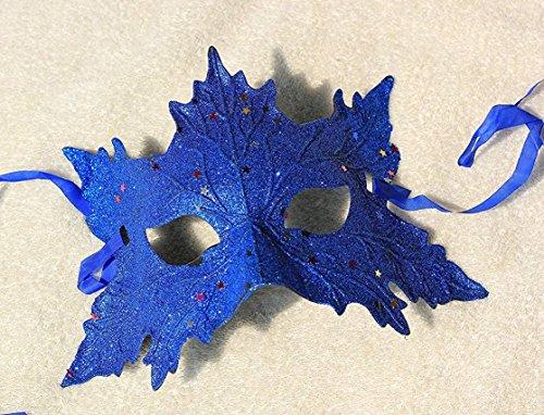 SOUTHSKY Neuer Stil venezianischer maskenball Maske Blaue Karneval maskenball Halloween - ()