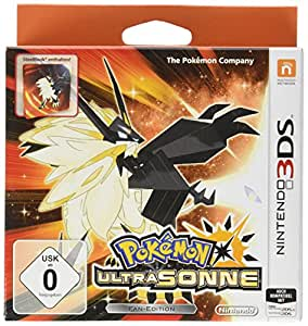 Pokemon Ultrasonne Amazon