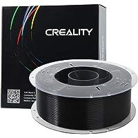 3 idea Imagine Create Print Creality Premium PLA Filament (Black), 1.75 mm 3D Printing Filament