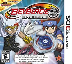 Beyblade: Evolution (Nintendo 3DS) (NTSC)