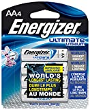 Energizer Ever4pk AA Ultimate Lithium L9...