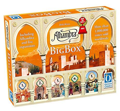 Alhambra-Big-Game Asmodee Alhambra Big Game -