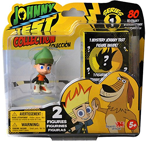 Caillou Figure of Johnny Collectable Test (2 Units), Styles That Can Vary