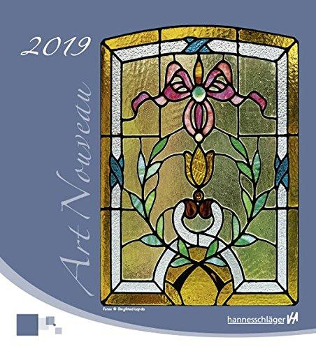 Jugendstil Art Nouveau 2012. Tischkalender