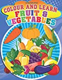 #10: Colour and Learn - Fruits & Vegetables
