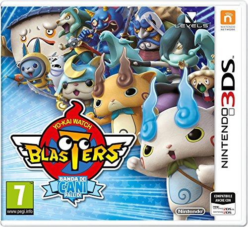 Yo-Kai Watch Blasters   Banda Dei Cani Pallidi - Nintendo 3DS 8ca80b6f88
