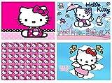 Set 4 Tovagliette Hello Kitty