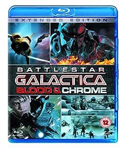 Battlestar Galactica: Blood and Chrome [Blu-ray + UV Copy] [2012] [Region Free]