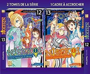 Nisekoi Coffret 12 et 13 Coffret 12 + 13