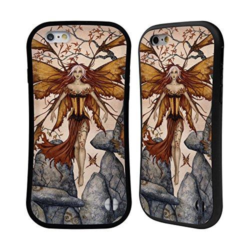 Ufficiale Amy Brown LIntroduzione Folletti Case Ibrida per Apple iPhone 7 / iPhone 8 LArrivo