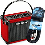 Blackstar ID Core 10 RED EDITION Combo Gitarren-Verstärker + KEEPDRUM Gitarrenkabel GC-004 6m GRATIS!