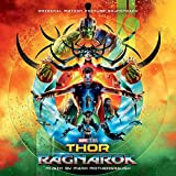 Thor : ragnarok : BO du film de Taika Waititi | Mothersbaugh, Mark (1950-....)