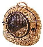 Cesto spedizione Gatto Cesto Cesta per cani-54x 43x 37cm-Cesta Portaoggetti per animali gatti box box per cani e gatti grotta Cuccia Lettino Piazza sonno cestino
