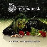 Songtexte von Luca Turilli's Dreamquest - Lost Horizons