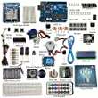 SunFounder Starter Learning Kit for Arduino Beginner, from Knowing to Utilizing - Including 82 Page Instructions Book
