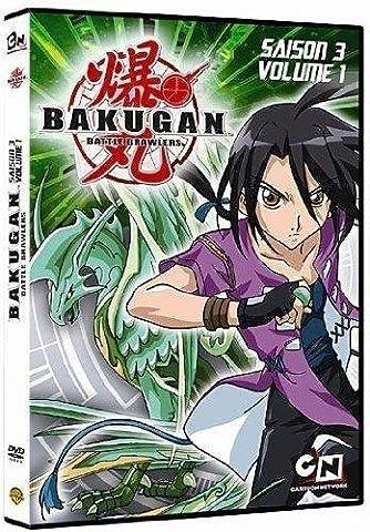 Bakugan Battle Brawlers - Saison 3 - Volume 1