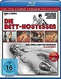 Die Bett-Hostessen (The New Ingrid Steeger Collection) [Blu-ray]