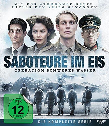 Bild von Saboteure im Eis - Operation Schweres Wasser [Blu-ray]