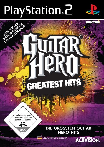 Guitar Hero: Greatest Hits (Greatest Hits-ps2)