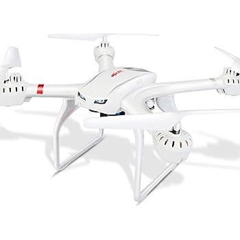 Quadricottero con WIFI HD fotocamera con ton || FPV (First Person View) | 360°-Flip | One Key Return | Headless Mode | 4canali | 2.4GHz | 6axis| MJX X101| di ec91611hokatec