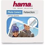 Hama 7108 Photo Corners 1000 pcs (Self-adhesive, Suitable for Albums, Convenient Dispenser, Acid-free, Solvent-free…