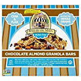Bäckerei On Main Schokolade Almond Granola Bar 5 pro Packung