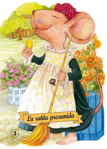 La Ratita Presumida (Troquelados clásicos) por Cuento popular catalán