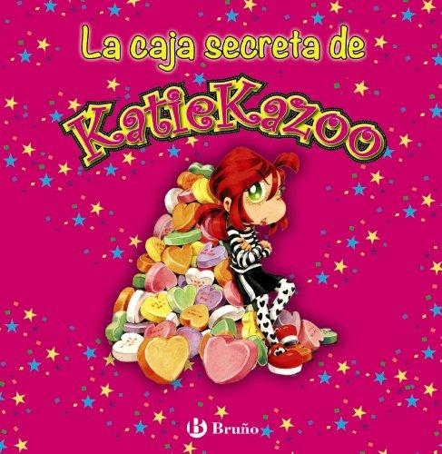 La caja secreta de Katie Kazoo: 1-2 (Castellano - A Partir De 8 Años - Personajes - Katie Kazoo) por Nancy Krulik