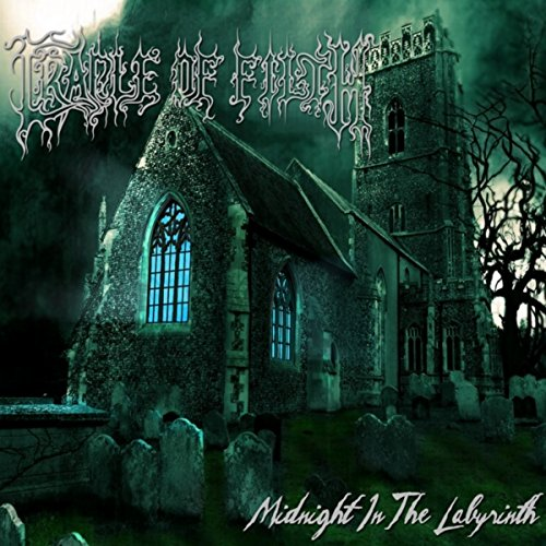 Midnight in the Labyrinth [Explicit] (Cradle Of Filth Mp3)