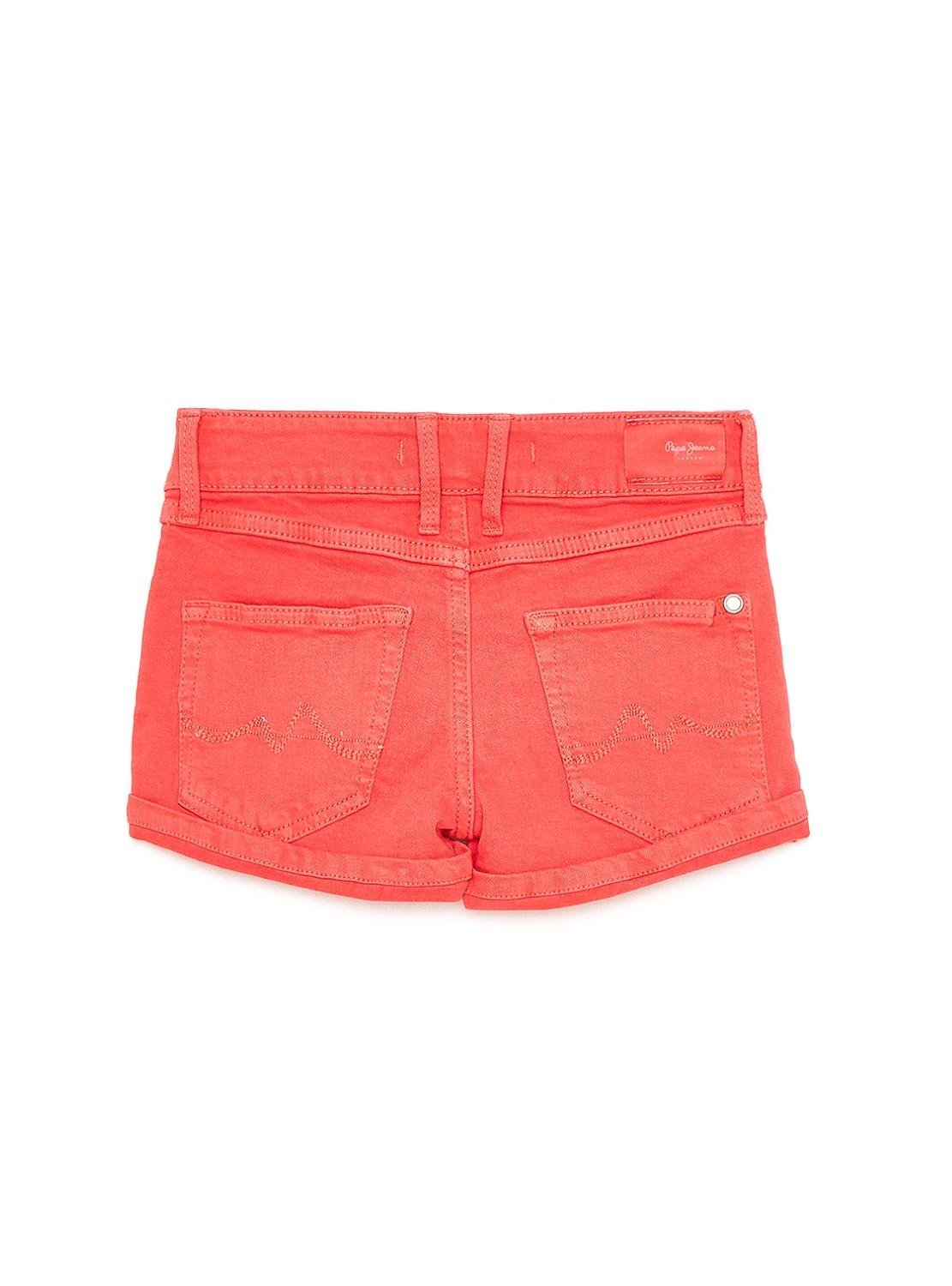 Shorts Pepe Jeans Tail Rojos