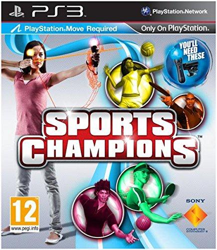 SPORTS CHAMPIONS [JEU PS3]