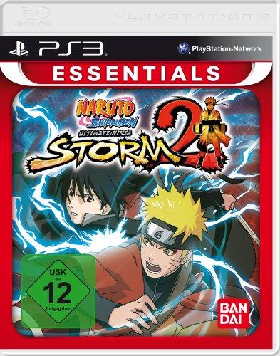 Naruto Shippuden - Ultimate Ninja Storm 2 [Software Pyramide] - [PlayStation (Video Paar Spiel Kostüme)