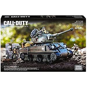 Mega Bloks Call of Duty Legends: Battle Tank by Mega Brands