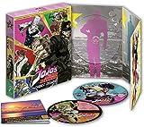 Jojo S Bizarre Adventure Stardust Crusaders Temporada 2 Parte 2 Episodios 13 A 24 Blu-Ray Edición Coleccionista [Blu-ray]