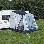 Sunncamp Swift Deluxe 260 Caravan Awning - Grey 6
