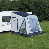 Sunncamp Swift Deluxe 260 Caravan Awning - Grey 1
