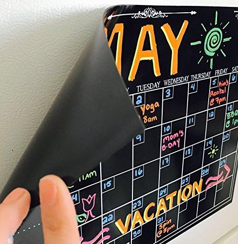 Zoom IMG-2 calendario magnetico stile lavagna frigorifero