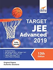 TARGET JEE Advanced 2019 (Solved Papers 2006 - 2018 + 5 Mock Tests Papers 1 & 2)