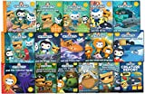 Picture Of Octonauts 16 Book Collection Set Pack As Seen on TV- the White Tip Shark, the Whale Shark, the Undersea Eruption, the Orcas, the Marine Iguanas A Lift-the-flap Adventure,the Giant Squid, the Flying Fish, the Electric Torpedo Rays, Desert Island Doodle and Sticker Book, Octonauts Amazon Adventure Sticker Book, Octonauts Pirate Playtime Sticker Activity Book, Octonauts Monster Map: A Lift-the-Flap Adventure, Octonauts Deep Sea Octo-lab Sticker Activity Book..etc and many more