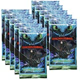 Dragons Trading Cards Serie 3 (2019) - Die geheime Welt - 10 Booster